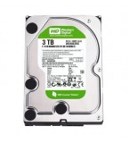 "Western Digital (3TB) Green IntelliPower 64MB Cache SATA 6.0Gb/s 3.5"" Internal Hard Drive"