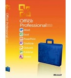 Microsoft Office Professional 2010 PKC  1 User